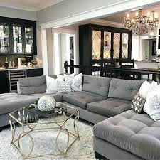 gray couch living room dark ideas grey couches sofa sectional