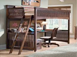 awesome loft bunk bed with desk underneath full size loft bed with desk underneath and storage