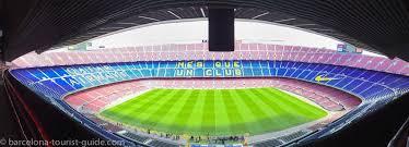 Barcelona Football Stadium Guide