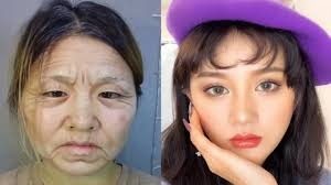 best viral asian makeup transformations 2019 asian makeup tutorials pilation part42