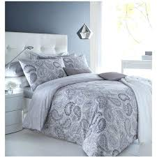 king size duvet holly fauna charcoal