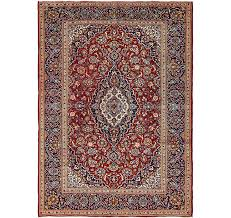 handknotted 8 x 11 2 kashan persian rug