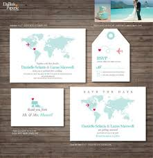 353 best save the date, invitations and programs images on When To Mail Destination Wedding Invitations destination wedding invitation printables, beach wedding, map invitation, customized diy wedding, turquoise when to mail out destination wedding invitations