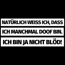Lustiger Spruch Lustige Sprüche Zombie Dumm Männer Premium T