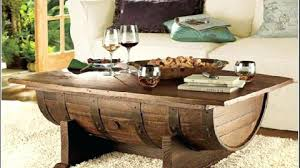 reversible reclaimed wine barrel. Great Half Wine Barrel Coffee Table Set By Architecture Design Wonderful Woodworking Rentals San Diego . Reversible Reclaimed