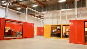 office and warehouse space. Warehouse Office Space. Repurposed Shipping Containers Make Attractive And Functional Spaces For New West Space