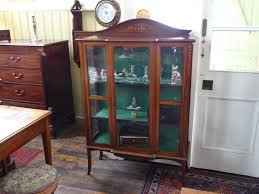 english antique display cabinet. English Antique Display Cabinet