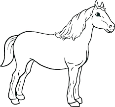 Printable Pictures Of Horses Download Them Or Print