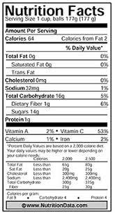 Cantaloupe Nutrition Chart Legend Produce Golden Dew Legend Produce