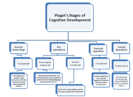 Child Cognitive Development Stages Chart Cognitive Development Developmental Psychology In Adolescence