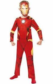 Image Is Loading Boys Iron Man Costume Kids Marvel DC Comics