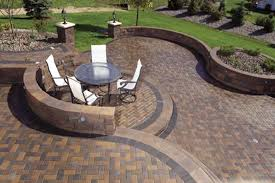 Backyard Stone Patio Design Ideas The Home Design Stone Patio