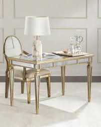 mirrored office furniture. zamora mirrored writing desk office furniture i