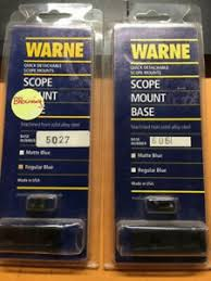 Warne Scope Mounts Base Chart Details About Warne Scope Mount Bases For Winchester Sako Browning 6061 And 5027