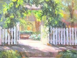 nancy achberger oil painter