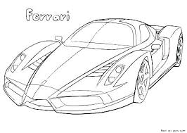 Car Coloring Pages Free Nip Laceaorg