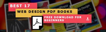 Free Web Design Books Pdf Best 17 Free Web Design Pdf Download For Beginners