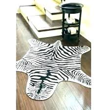 animal print rug runners animal print rugs zebra rug faux as runners easy accent leopard runner