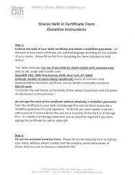 Form Of Share Certificate 55 Printable Stock Certificate Template Forms Fillable