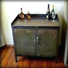 vintage metal cabinets x vintage metal vintage metal cabinet with sliding glass doors
