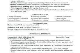 Social Work Resume Objective Examples Full Hd Maps Locations