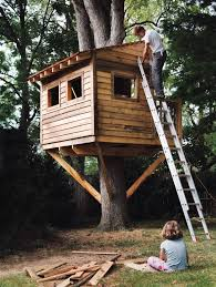 free treehouse plans lovely 9 diy tree houses with free plans to excite your kids shelterness