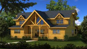Timber Frame Homes - Southland Log Homes ...