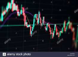 Bar Graphs Diagrams Financial Figures Forex Chart
