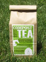 compost tea for your soil