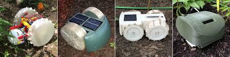franklin robotics tertill weed killing robot prototype 0 to prototype 3