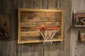 Wooden Hoop Game Ana White Reclaimed Pallet Wood Basketball Hoop DIY Projects 100