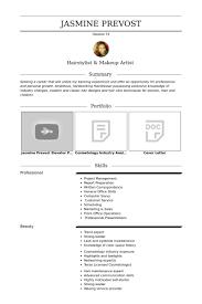 Makeup Artist Resume Samples Visualcv Resume Samples Database