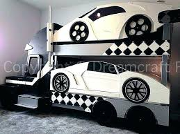 car beds with slides. Delighful With Petite Kid Race Car Beds Toddler For Boys  Inside Car Beds With Slides R