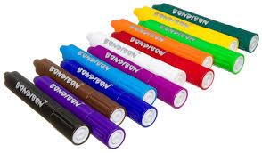 Купить <b>набор мелков Bondibon</b> 12 цветов в пластиковой коробке ...