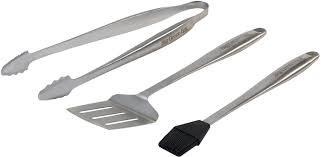 <b>Набор</b> инструментов из нержавеющей стали: <b>кисточка</b>, <b>лопатка</b> ...