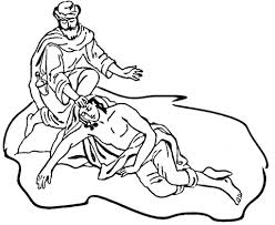 The Good Samaritan Coloring Page Free Printable Coloring Pages