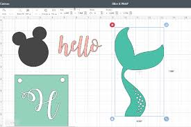 Easy beginners steps to learning cricut design space. How To Use Slice And Weld In Design Space Cricut
