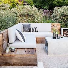 Unique outdoor furniture ideas Wood Home Decor Ideas Official Youtube Channels Pinterest Acount Slide Home Video home design Pinterest 22 Ideas For Outdoor Furniture All Things Garden Garden
