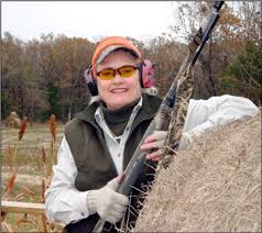 Judy Rhodes Gets Women Out of the Mall and into the Hunt - Shotgun Life