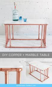 Copper Top Kitchen Table 17 Best Ideas About Copper Furniture On Pinterest Copper Copper