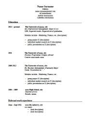 example of a job resume is one of the best idea for you to make a