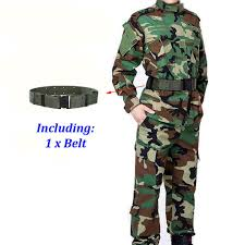 Amazon Com Atairsoft Outdoor Camouflage Suit Combat Bdu