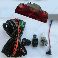 Brake Light Switch Harness Details About For Nissan X Trail Rogue 17 19 Rear Bumper Fog Brake Light Switch Harness Kit