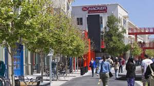 facebook menlo park office. Simple Park Forget The Notion Of One Fancy Tech Company Cafeteria Facebook Inc Has  Turned Its Throughout Menlo Park Office E