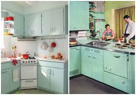 more 5 easy retro kitchen design