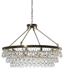 glass drop light fixture glass drop crystal chandelier brass lighting new york