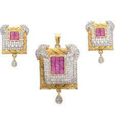 designer red stone american diamond pendant set ps2261310 a 1200x1799 jpg