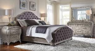 Pulaski Furniture Bedroom Rhianna Upholstered Bedroom Set Pulaski Furniture Furniture Cart