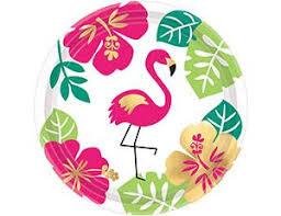 <b>Тарелка</b> ALOHA <b>Фламинго</b> 17см 8шт/А - купить оптом за 144,48 ...