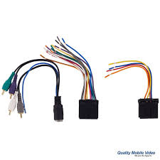 metra turbowires 70 7004 mitsubishi 4 speaker power wiring harness metra 70 7004 car stereo wiring harness top